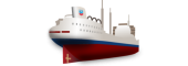 Transport naval